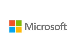1.0 4 Col Microsoft Logo 295 x 200