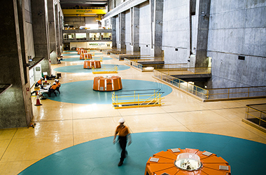 Tumut 3 power station - Optimise legacy and new assets