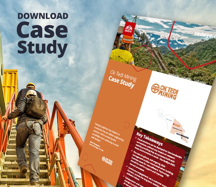 Landing Page Mining OkTedi 2 Case Study Download