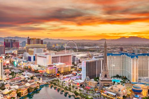 Las Vegas RedEye Office